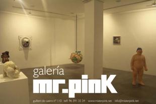 Galería de arte Mister Pink
