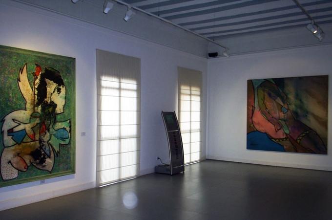 Fundación Casa Pintada, Museo Cristóbal Gabarrón