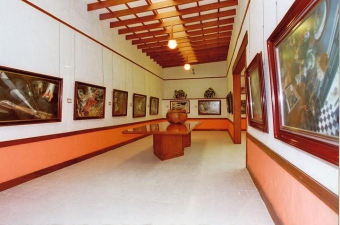 Centro de Arte Canario – Casa Mané