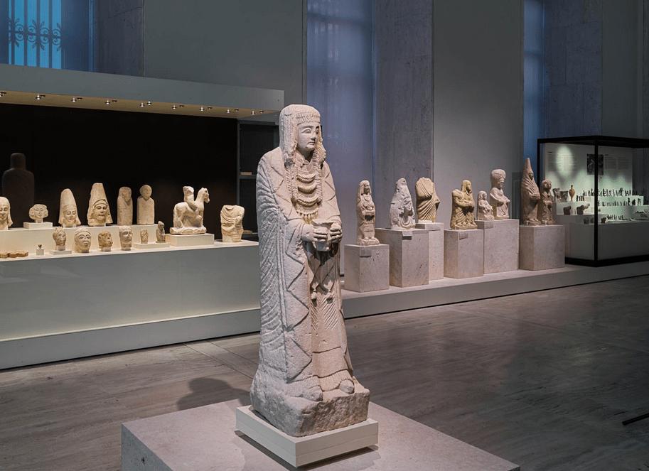 Museo Arqueológico Nacional - Directorio Artístico Totenart