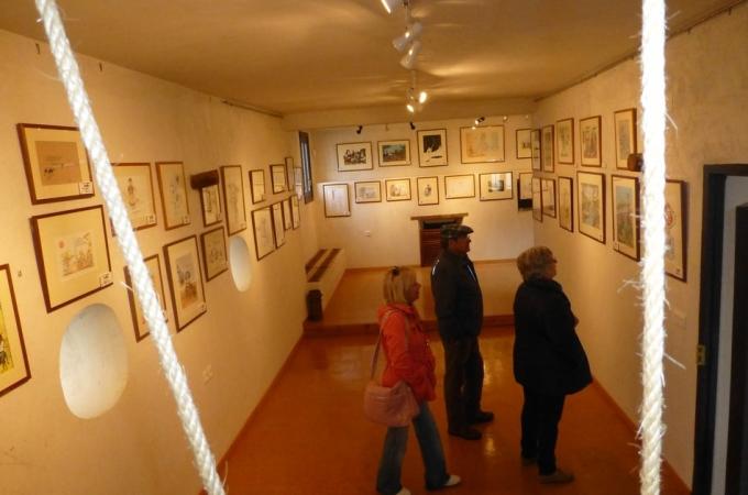 Museo de Humor Gráfico Dulcinea