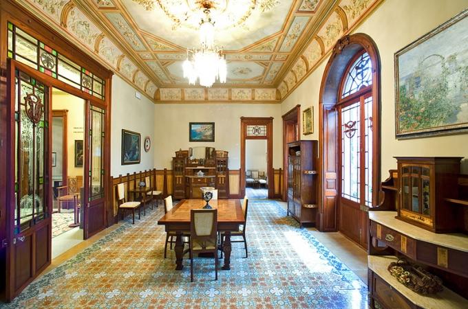 Can Prunera Museu Modernista