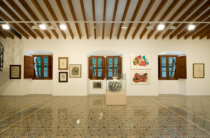 Can Prunera Museu Modernista - Directorio Artístico Totenart