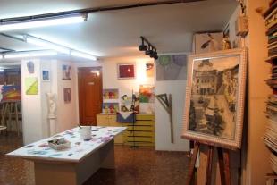 Estudi de pintura i ceràmica Paqui Fuster