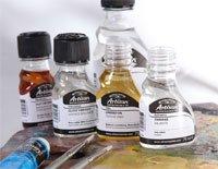 Mediums, aceites y barnices Oleo al Agua
