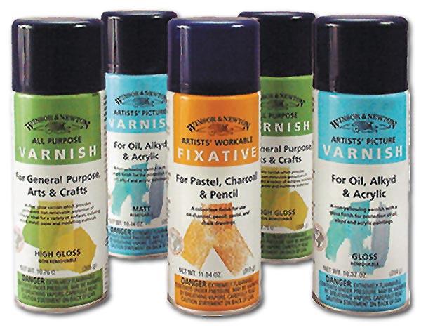 Fijadores pintura spray brillantes y mates 200 ml y for Fijador de pintura