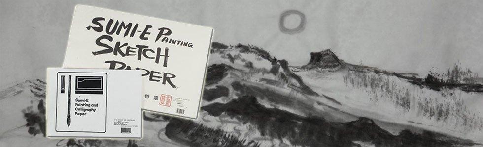 Papeles para tinta china y de dibujo