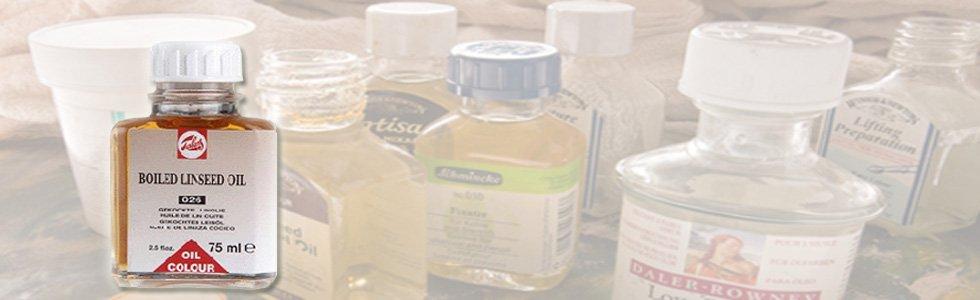Aceites para óleo