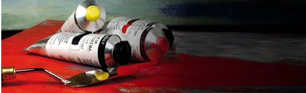 Pinturas acrilicas Vallejo Artist