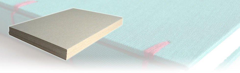 Cartones contracolados (cartón gris)