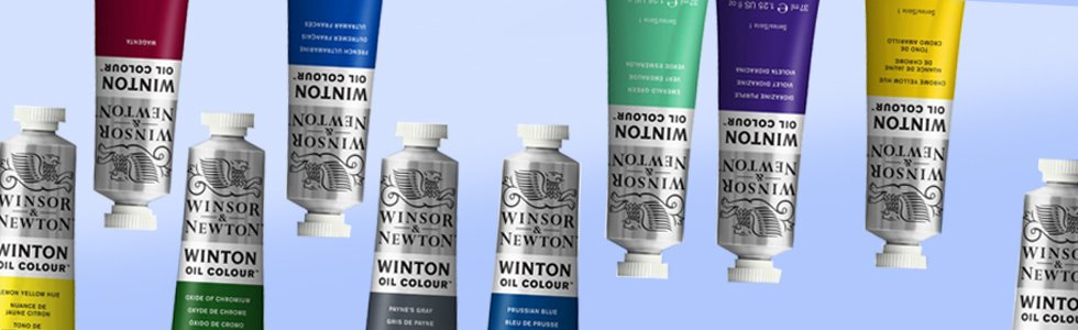 Oleo Winton Winsor Newton 200 ml.