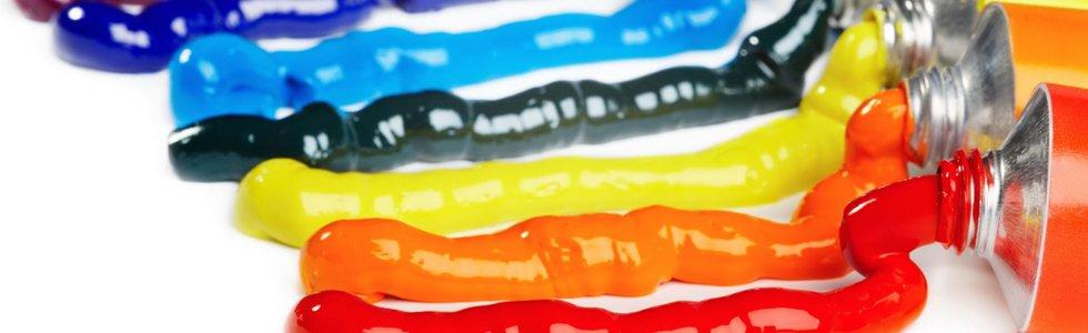 Colores al óleo