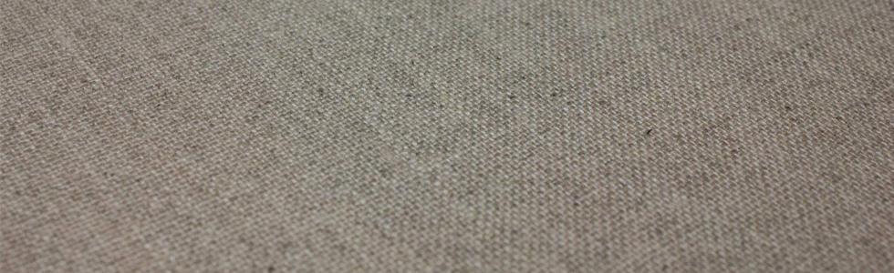 Lienzos de lino crudo