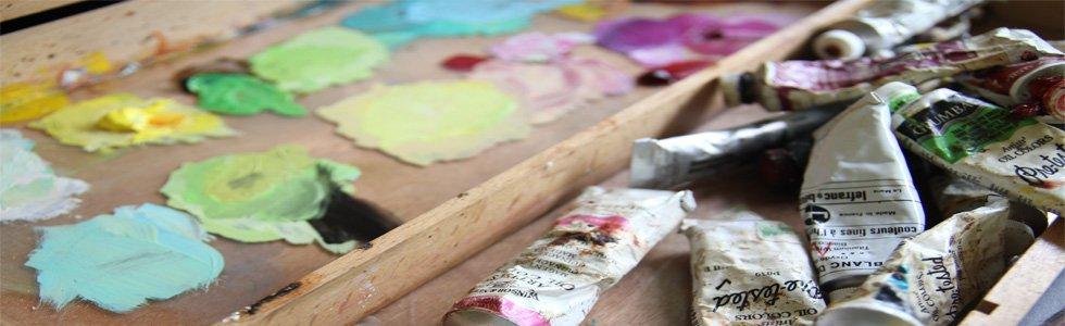 Cajas, estuches y maletas para pintura
