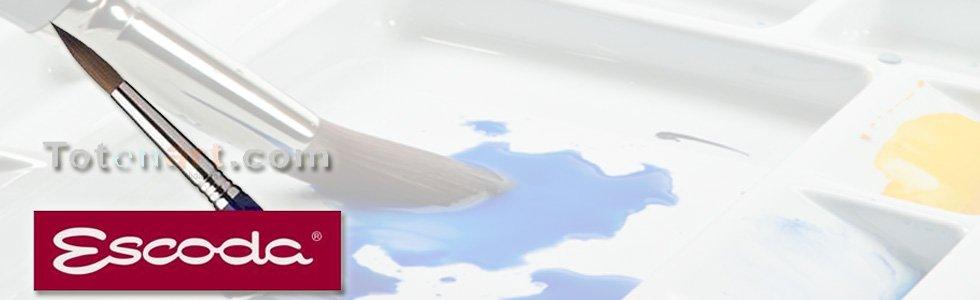 Pinceles de marta kolinsky Escoda