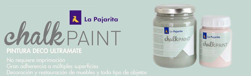 Pinturas para decoración Chalk Paint La Pajarita