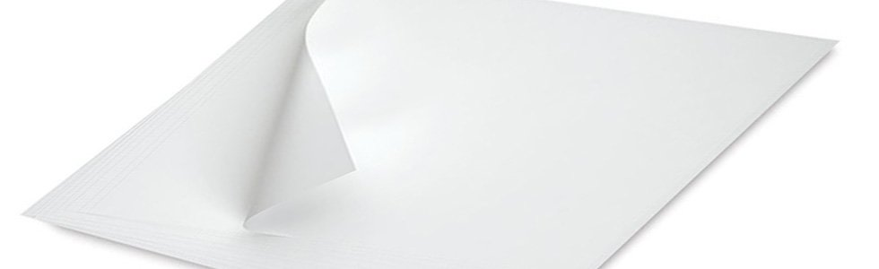 Planchas de poliester para litografía