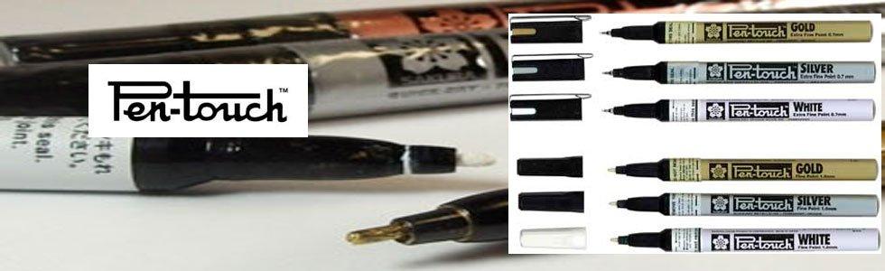 Rotuladores Pen Touch Sakura