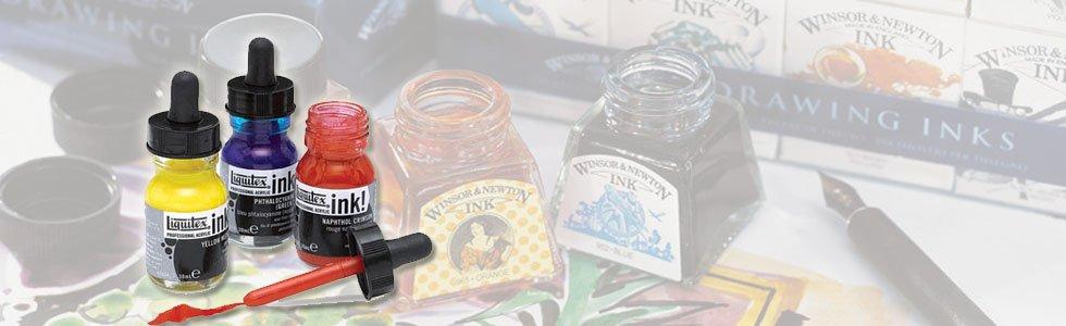 Pinturas acrilicas liquidas Liquitex