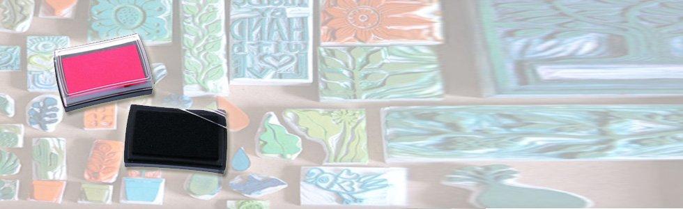 Tintas en tampón para sellos