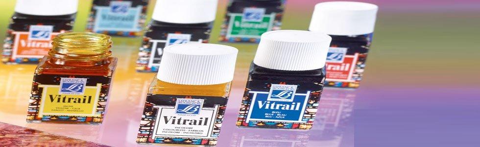 Vitrail - Pintura para cristal