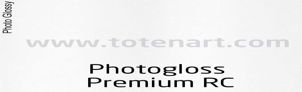 Papeles Canson Infinity Photogloss Premium RC