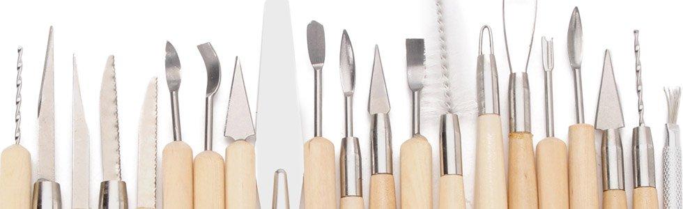 Modelado - Materiales y herramientas