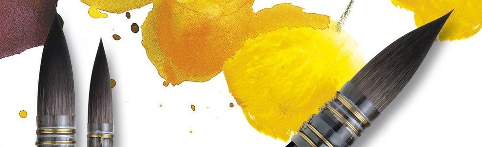 Pinceles de mango corto Da Vinci Casaneo imit. Petit Gris
