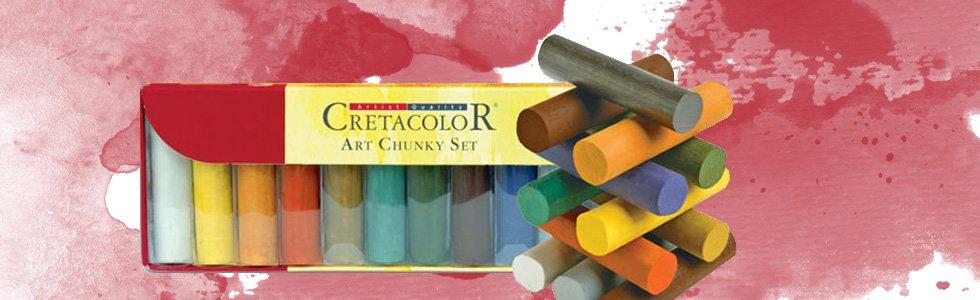Art Chunky Cretacolor