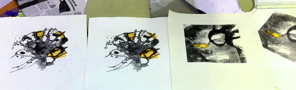 Prensas para litografia