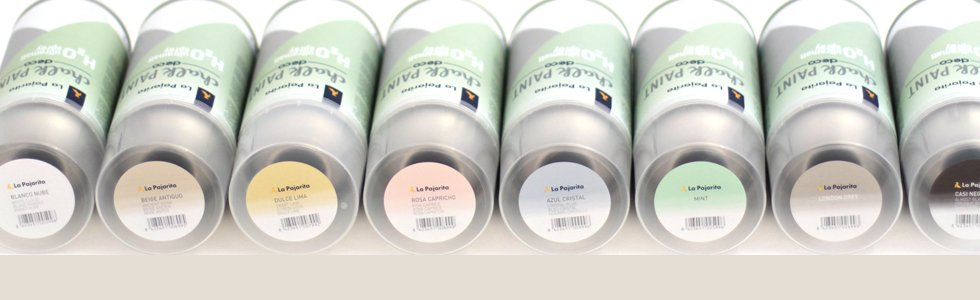 Spray pintura tiza Chalk Paint