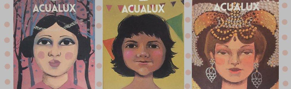 Pinturas Creativas Acualux