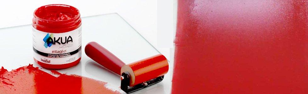 Tinta Akua Intaglio