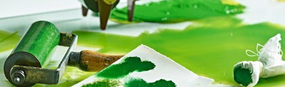 Tinta de Grabado Ecologica Caligo