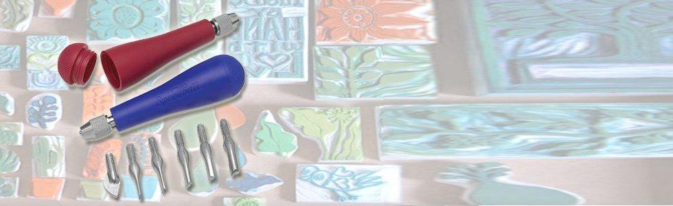 Gubias para carvado de sellos