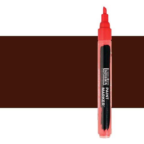 Rotulador Liquitex Paint Marker color Tierra Sombra Tostada (2 mm)