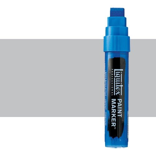 Rotulador Liquitex Paint Marker color Plata Rica Iridiscente (15 mm)