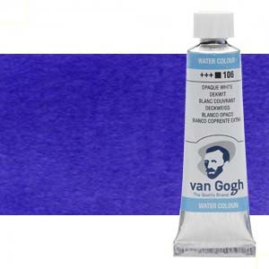 Acuarela Van Gogh color azul ultramar oscuro (10 ml)