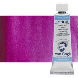 Acuarela Van Gogh color azul quinacridona (10 ml)
