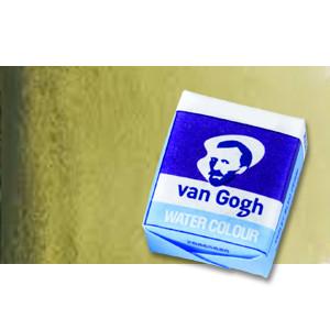 Acuarela Van Gogh en pastilla color verde oliva, 620