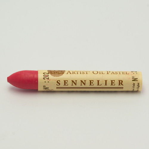 Pastel al óleo Sennelier 5ml Laca Geranio Clara