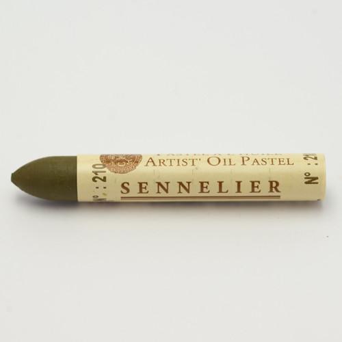 Pastel al óleo Sennelier 5ml Pardo de Oliva