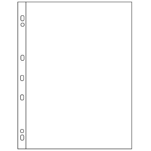 Funda PVC, 59.4x84.1 cm, (9 anillas) -ULTIMAS UNIDADES- **DESCATALOGADO**