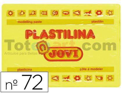 Plastelina Amarillo, 350 gr.