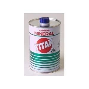 Aguarrás mineral Titan (1000 ml)