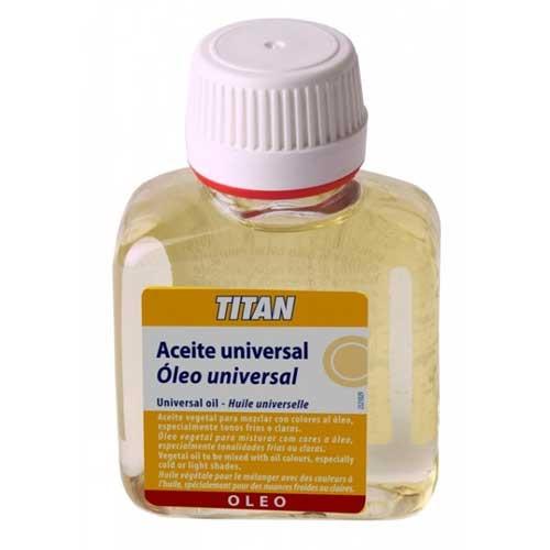 Aceite universal Titan (100 ml)