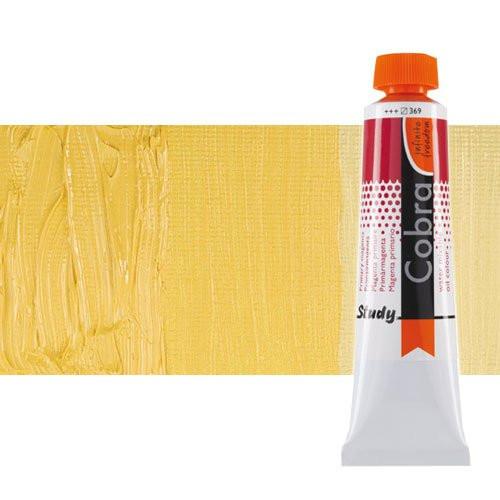 Óleo al agua Cobra Study color amarillo Nápoles oscuro (40 ml)