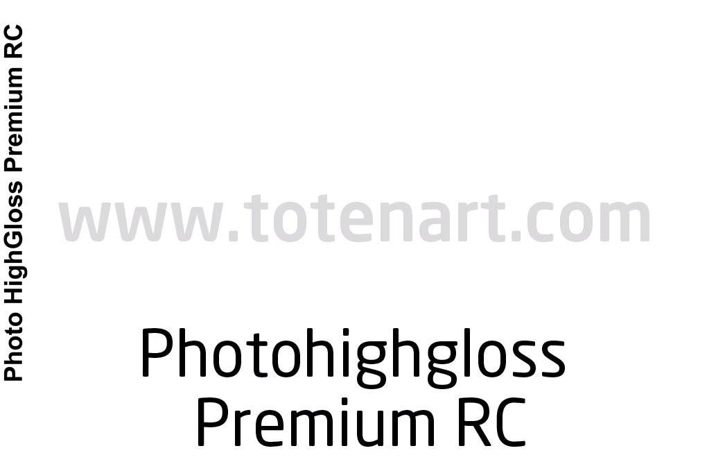 Infinity Photohighgloss Premium RC, 315 gr., A4, caja 25 uds.