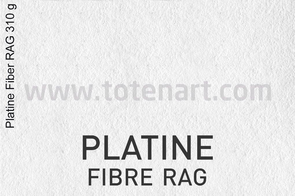 Infinity Platine Fibre Rag, 310 gr., A3, caja 25 uds.
