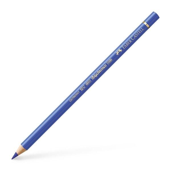 Lápiz polychromo Faber Castell azul ultramar 120